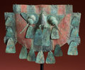 Antiques:Antiquities, Lambayeque Copper Mask...