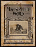 """Movie Posters:Miscellaneous, Moving Picture World (Chalmers Publishing, 11 May 1912). Exhibitor's Magazine (Multiple Pages, 9"""" X 12""""). Miscellaneous.. ..."""