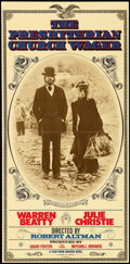 """Movie Posters:Western, McCabe and Mrs. Miller (Warner Brothers, 1971). Poster (18"""" X 37"""") Advance. Western.. ..."""