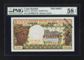 World Currency: , Congo Republic 10000 Francs ND (1971) Pick 1s Specimen. ...