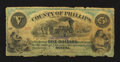 Obsoletes By State:Arkansas, Helena, AR- County of Phillips $5 circa 1873 Rothert 277-2. ...
