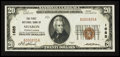 National Bank Notes:Pennsylvania, Sharon, PA - $20 1929 Ty. 1 The First NB Ch. # 1685. ...