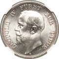 German States:Lippe-Detmold, German States: Lippe-Detmold. Leopold IV 2 Mark 1906A,...