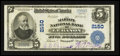 National Bank Notes:Kentucky, Lebanon, KY - $5 1902 Plain Back Fr. 605 The Marion NB Ch. # 2150....