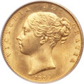Great Britain, Great Britain: Victoria gold Sovereign 1839,...