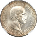 Italy, Italy: Vittorio Emanuele III 1936 Set,... (Total: 8 coins)