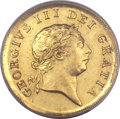 Great Britain, Great Britain: George III gold Half Guinea 1804,...