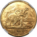 German East Africa, German East Africa: German Colonial gold 15 Rupien 1916T,...