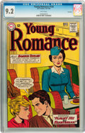 Silver Age (1956-1969):Romance, Young Romance #126 Savannah pedigree (DC, 1963) CGC NM- 9.2 Whitepages....