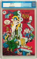 Bronze Age (1970-1979):Adventure, The Spirit #2 (Kitchen Sink, 1973) CGC NM/MT 9.8 Off-white to white pages....