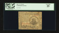 Colonial Notes:Continental Congress Issues, Continental Currency February 17, 1776 $1 PCGS Very Fine 25.. ...