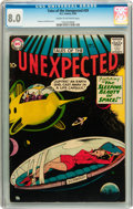 Silver Age (1956-1969):Horror, Tales of the Unexpected #29 (DC, 1958) CGC VF 8.0 Cream tooff-white pages....