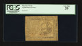 Colonial Notes:Continental Congress Issues, Continental Currency May 10, 1775 $2 PCGS Very Fine 20.. ...