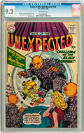 Silver Age (1956-1969):Science Fiction, Tales of the Unexpected #46 (DC, 1960) CGC NM- 9.2 Off-whitepages....