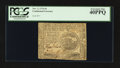 Colonial Notes:Continental Congress Issues, Continental Currency November 2, 1776 $4 PCGS Extremely Fine40PPQ.. ...