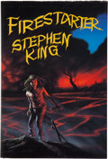 Books:Signed Editions, Stephen King. Firestarter. Huntington Woods: Phantasia,1980. First edition, number 656 of 725 limited edition c...