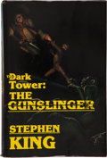 Books:First Editions, Stephen King. The Dark Tower: The Gunslinger. West Kingston:Donald M. Grant Publisher, 1982. First trade edition. O...