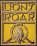 """Movie Posters:Miscellaneous, Lion's Roar (MGM, 1941). Promotional Magazine (76 Pages, 11"""" X 14""""). Miscellaneous.. ..."""
