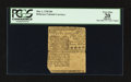 Colonial Notes:Delaware, Delaware May 1, 1758 20s PCGS Apparent Very Fine 20.. ...