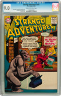 Silver Age (1956-1969):Science Fiction, Strange Adventures #75 (DC, 1956) CGC VF/NM 9.0 Cream to off-whitepages....