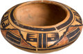American Indian Art:Pottery, A HOPI POLYCHROME JAR. c. 1920...