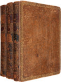 Books:First Editions, [Captain James Cook]. John Hawkesworth. An Account of theVoyages Undertaken by the Order of His Present Majesty for Mak...(Total: 3 Items)