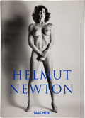 Books:Signed Editions, Helmut Newton. SUMO. Monte Carlo: Taschen, 1999. Edited by June Newton. Deluxe worldwide edition limited to 10,000 c...