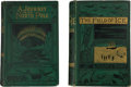 Books:Science Fiction & Fantasy, Jules Verne. A Journey to the North Pole. [and:] The Field of Ice. London and New York: George Routl... (Total: 2 Items)