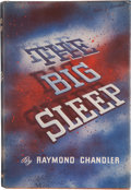 Books:Mystery & Detective Fiction, Raymond Chandler. The Big Sleep. New York: Alfred A. Knopf,1939. First edition, first printing, of the author's fir...