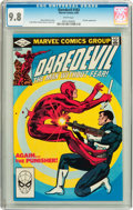 Modern Age (1980-Present):Superhero, Daredevil #183 (Marvel, 1982) CGC NM/MT 9.8 White pages....