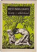 Books:First Editions, Henry S. Whitehead. West India Lights. Sauk City: ArkhamHouse, 1946. First edition. Publisher's binding and dust ja...