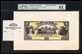 Large Size:Demand Notes, Republic of Hawaii $5 Gold Certificate of Deposit 1895 (1899) Series B Pick 6fp Face Proof. ...