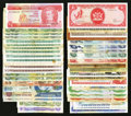 World Currency: , Western Hemisphere Islands and More.. ... (Total: 42 notes)