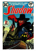 Bronze Age (1970-1979):Miscellaneous, The Shadow #1 Group (DC, 1973) Condition: Average VF/NM.... (Total:17 Comic Books)