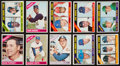 Baseball Cards:Lots, 1966 Topps Baseball High Numbers (19). ...