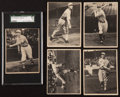 Baseball Cards:Sets, 1929 R316 Kashin Publications Collection (21 Different). ...
