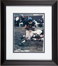 Football Collectibles:Photos, Gale Sayers Signed Photograph....