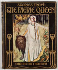 Books:Children's Books, Jeanie Lang. Stories from The Faerie Queen. New York:Dutton, [n. d., ca. 1910]. Later impression. Twelvemo. Publish...