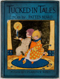 Books:Children's Books, Patten Beard. Tucked-In Tales. Chicago: Rand McNally,[1924]. Later impression. Octavo. Publisher's binding with wea...