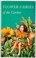 Books:Business & Economics, Cicely Mary Barker. Flower Fairies of the Garden. London:Blackie, [n. d.]. Later edition. Twelvemo. Publisher's bin...