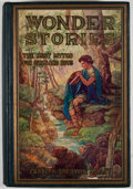Books:Business & Economics, Carolyn Sherwin Bailey. Wonder Stories. Springfield: MiltonBradley, 1920. First edition. Octavo. Publisher's bi...