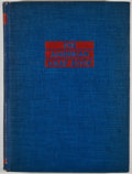 Books:First Editions, William Griffith [editor]. The 1930 American Scrap Book. NewYork: Forum Press, 1930. First edition. Quarto. Publish...