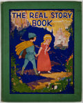 Books:Children's Books, Wallace C. Wadsworth. The Real Story Book. Chicago: RandMcNally, [1928]. Quarto. Publisher's binding with minor rub...