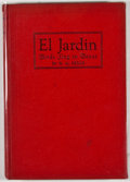 Books:First Editions, Ralph A. Selle. El Jardin: Birds Sing in Texas. Houston:Outdoor Nature, [1934]. First edition. Octavo. Publisher's ...