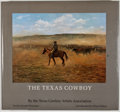 Books:First Editions, Donald Worcester. The Texas Cowboy. Fort Worth: TexasChristian University Press, [1986]. First edition. Quarto....