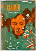 Books:First Editions, Francis Stevens. Claimed. New York: Avalon Books, [1966].First edition, first printing. Octavo. Publisher's binding...