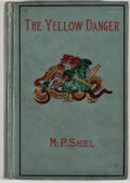 Books:First Editions, M. P. Shiel. The Yellow Danger. New York: R. F. Fenno, 1899.First American edition. Octavo. Publisher's binding wit...