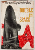 Books:First Editions, Fletcher Pratt. Double in Space. Garden City: Doubleday,1951. First edition, first printing. Octavo. Publisher'...