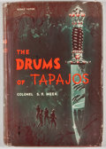Books:First Editions, S. P. Meek. The Drums of Tapajos. New York: Avalon Books,[1961]. First edition, first printing. Octavo. Publish...