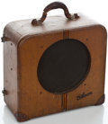 Musical Instruments:Amplifiers, PA, & Effects, 1930's Gibson EH-150 Tweed Guitar Amplifier ...